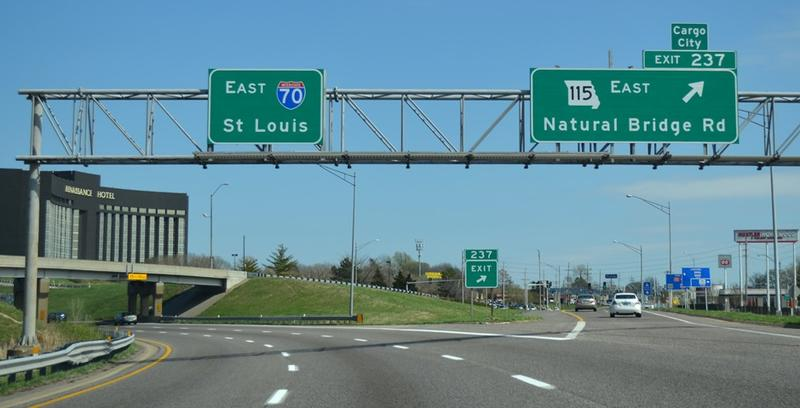 What is the story behind Natural Bridge Road? On Wednesday's St. Louis on the Air, we'll find out.