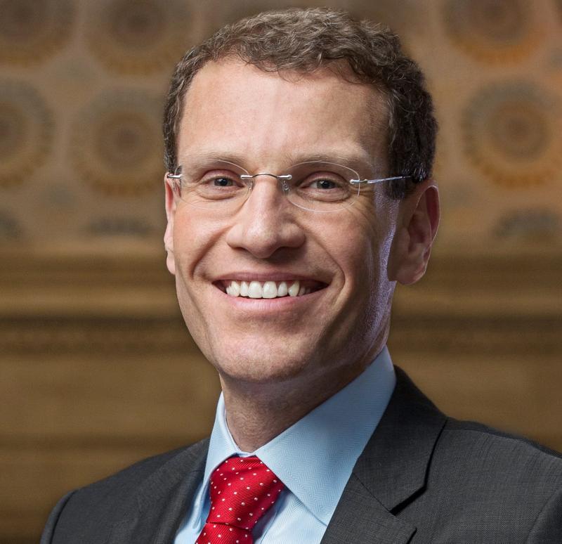 State Treasurer Clint Zwiefel