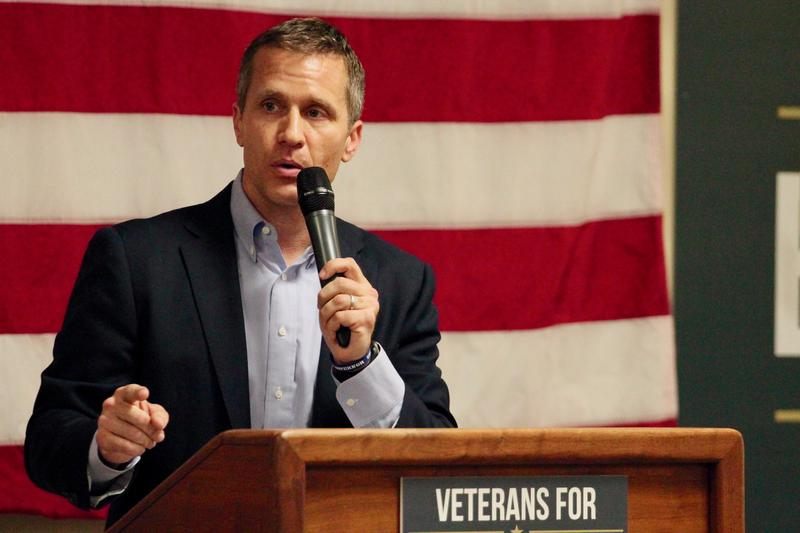 Gov.-elect Eric Greitens' opposition to publicly funding a St. Louis soccer stadium may be placing the city's Major League Soccer bid in jeopardy.