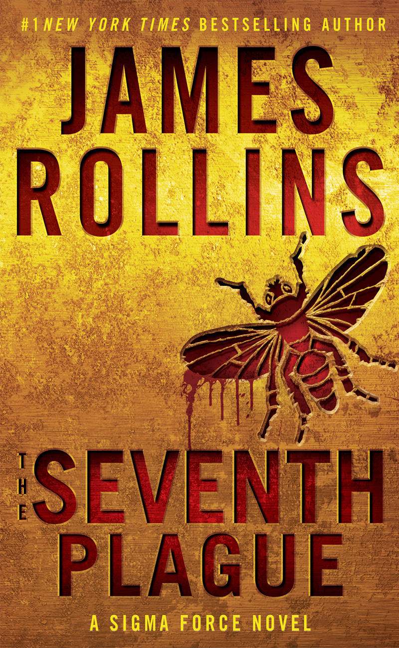 """The Seventh Plague,"" by James Rollins."