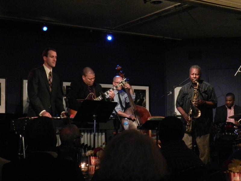 Peter Schlamb (vib), Eric Slaughter (g), Bob DeBoo (b), Willie Akins (ts), Montez Coleman (d)-2013