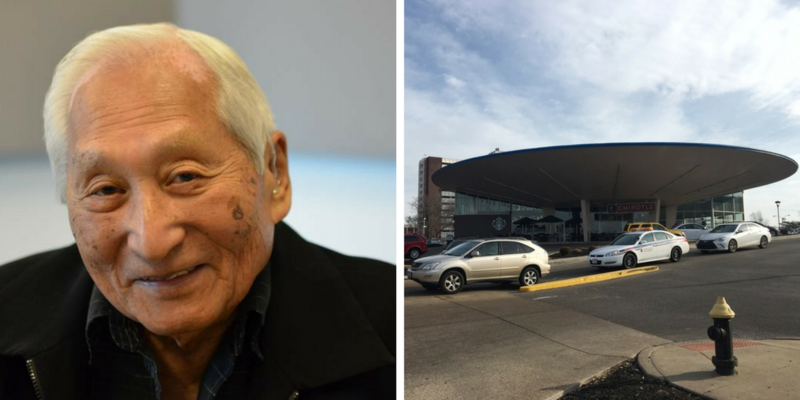 "Dick Henmi is a noted St. Louis architect, best known for the so-called ""flying saucer"" building on Grand, but his journey to St. Louis started during a dark period of American history."