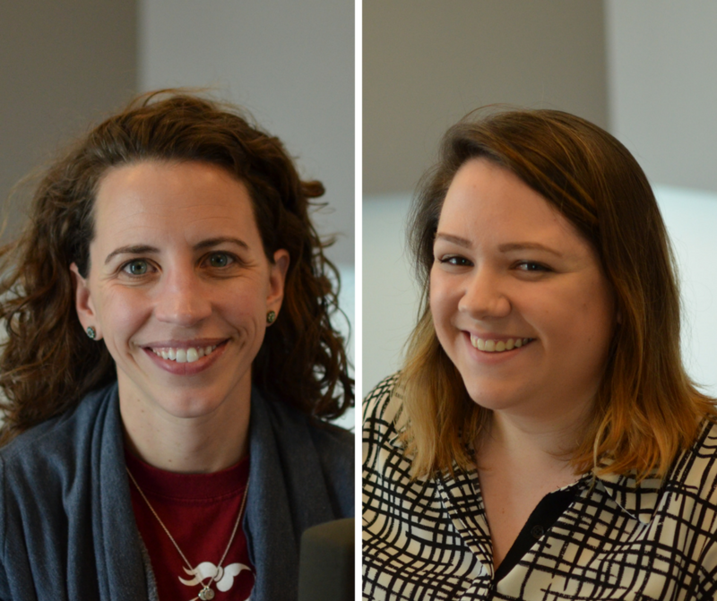 Courtney Berg, of Girls on the Run St. Louis, and Emily Luft, of Alive & Well STL, joined St. Louis on the Air on Thursday to discuss the impact of toxic stress on kids.