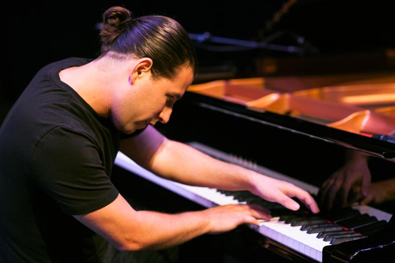 Jazz pianist Alfredo Rodriguez