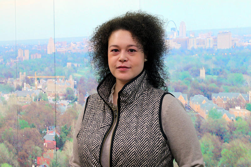 Natalie Clay, a program coordinator at Bio STL, is managing a new collaborative focused on making the local startup community more inclusive to women and people of color.