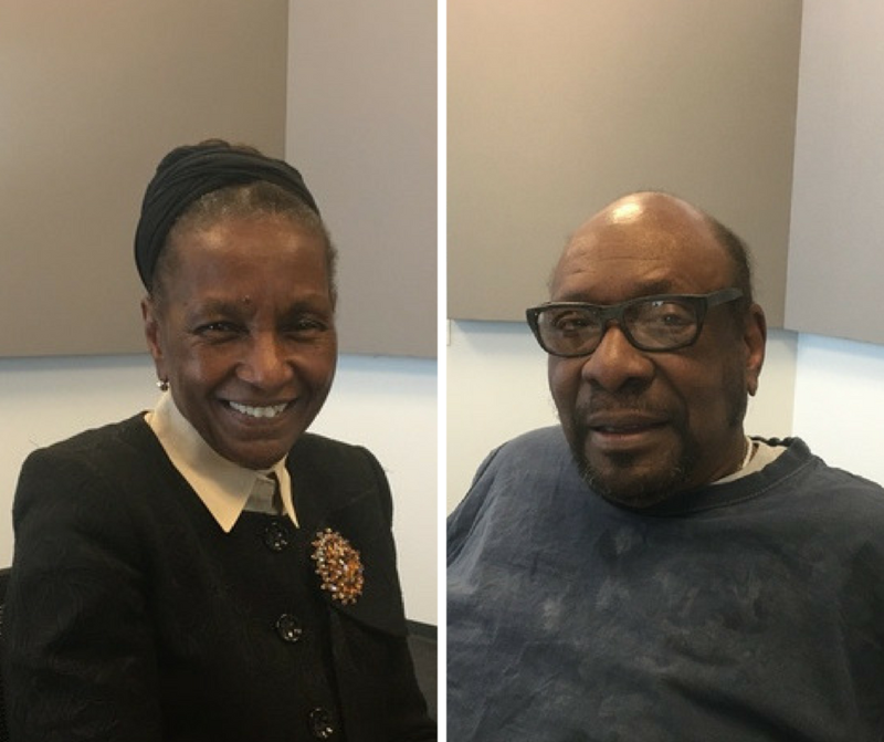 "Gwen Moore and Percy Green joined ""St. Louis on the Air"" to discuss the Missouri History Museum's recent exhibit ""#1 in Civil Rights."""