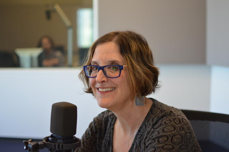 "Joan Lipkin, the artistic director of That Uppity Theatre Company, joined ""St. Louis on the Air"" on Friday."