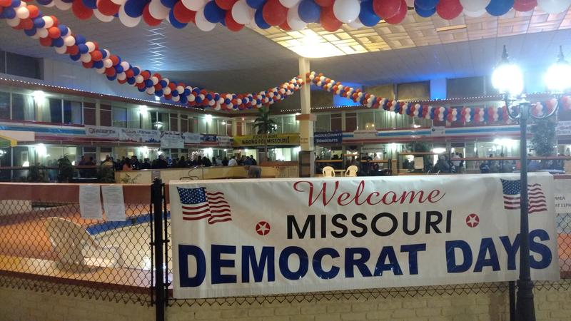 Missouri Democrats gathered the weekend of March 3, 2017  in Hannibal, Mo.