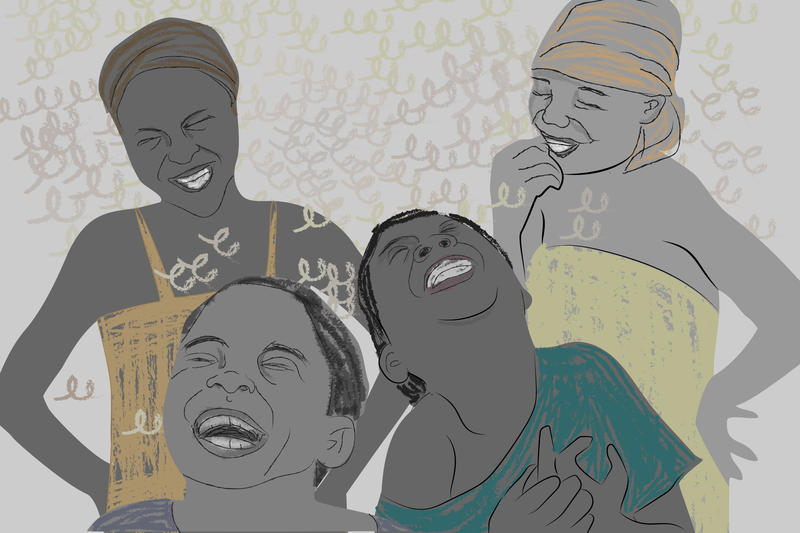 In 1962, laughter epidemic afflicted several communities for more than two years in present-day Tanzania.