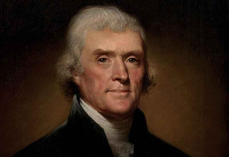 Today marks the 274th anniversary of the birth of the third President of the United States, Thomas Jefferson.