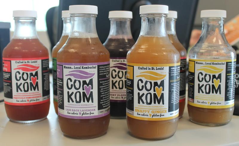 Companion Kombucha is a brand of fermented tea that is manufactered in St. Louis.