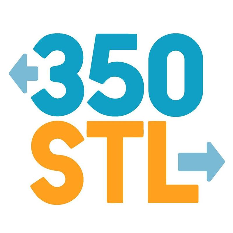 350 STL is a grassroots group organizing around climate change.