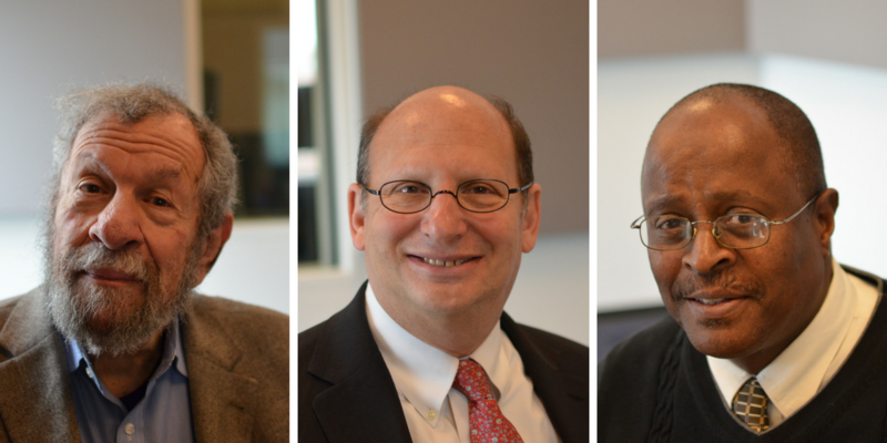 "Alan Mallach, Henry Webber and Reginald Scott discussed the concept of ""middle neighborhoods"" on St. Louis on the Air on April 27."