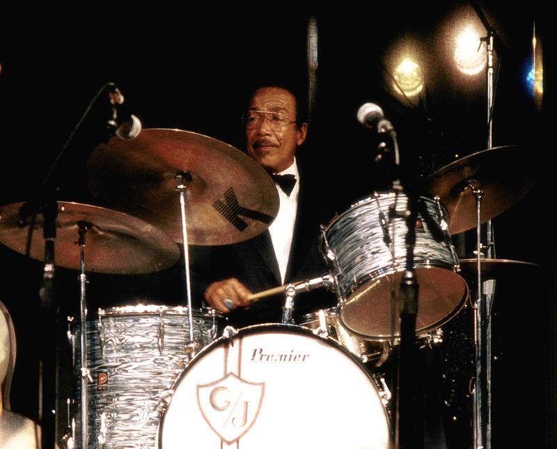 Gus Johnson-1986