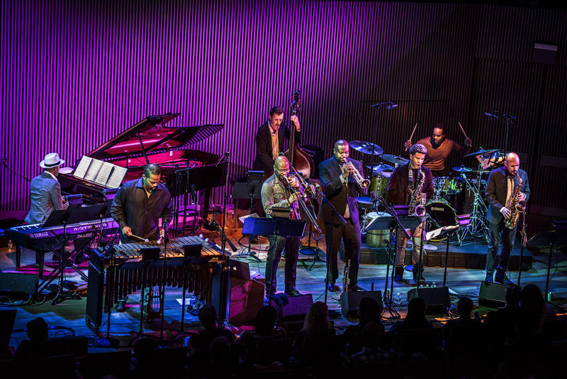 Members of the SFJAZZ Collective