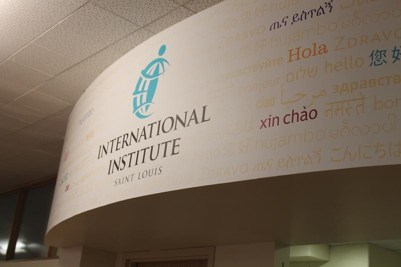 The International Institute in St. Louis provides integration services for more than 7,500 immigrants and refugees each year.