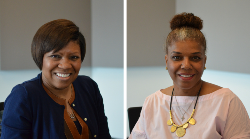 Nicole Roach and Lorie Jackson discussed the barriers women of color face in the workplace - and how to overcome them - on Monday's St. Louis on the Air.
