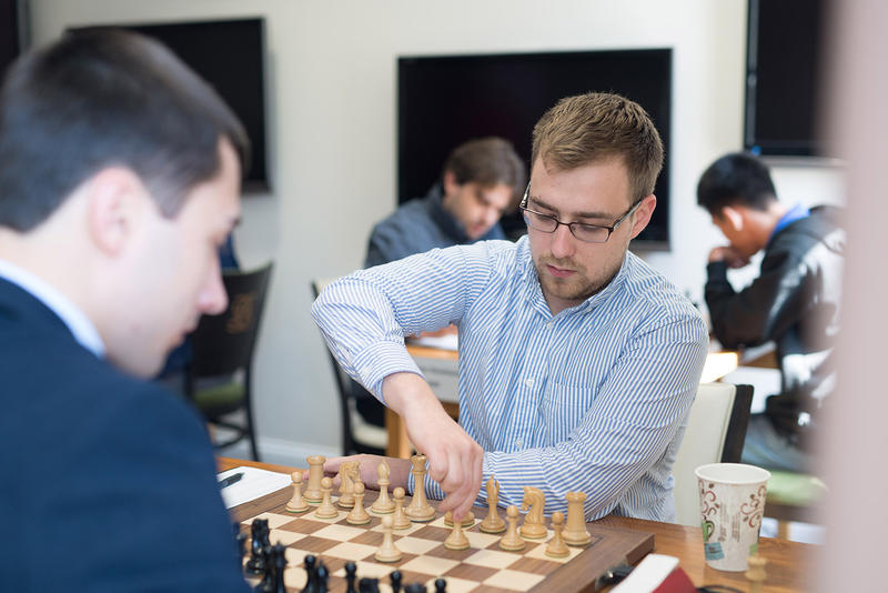 Spring Chess Classic player Yaroslav Zherebukh, recently competed in the U.S. Championship and attends Saint Louis University. Zherebukh be joining two other Americans in the top group in the quarterly strong tournament next week. May 10, 2017