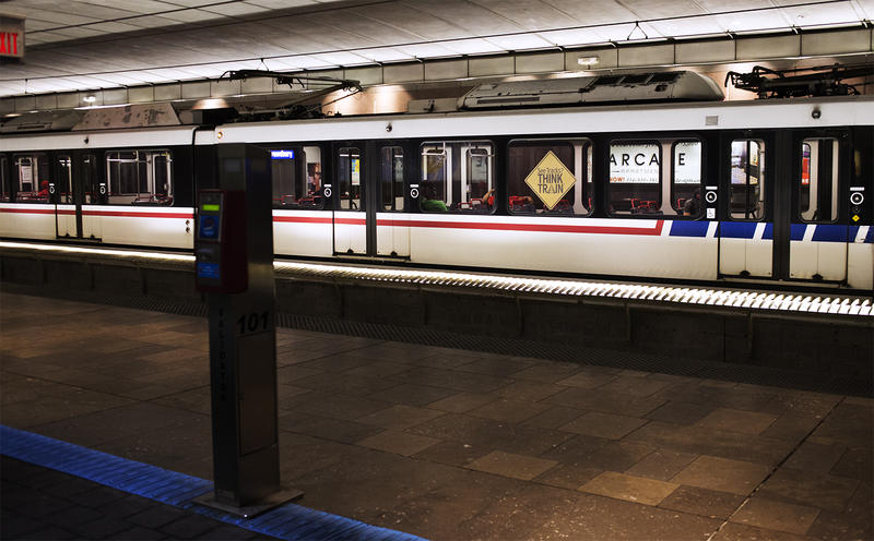 Officials are considering the addition of turnstiles to the MetroLink system.