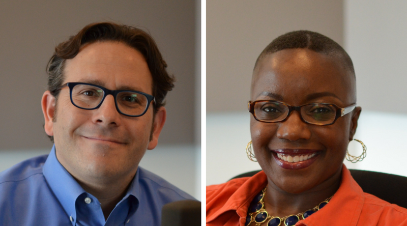Rebeccah Bennett and Zack Boyers joined St. Louis on the Air tomorrow to discsuss what Forward Through Ferguson is working on.