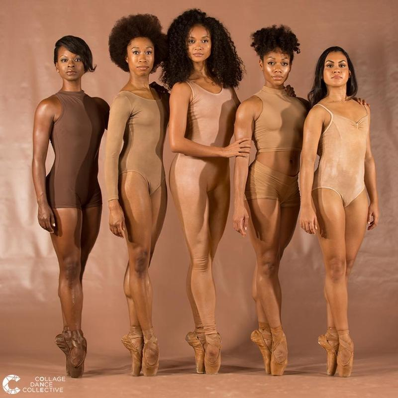 This photo went viral earlier this year and features five Collage Dance Collective ballerinas. From left to right: Brandye Lee, Daphne Lee, Kimberly Ho-Tsai, Nikki Taylor and Luisa Cardoso