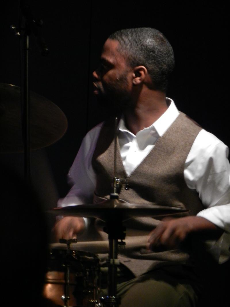 Marcus Gilmore-2012