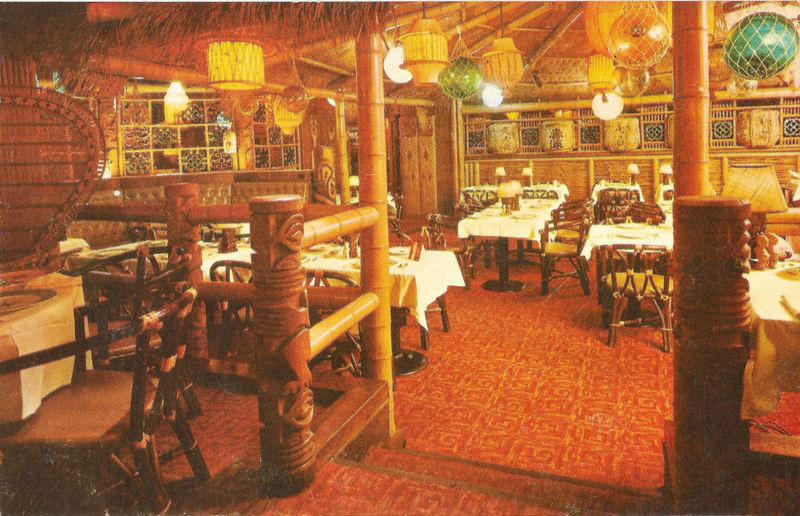 The Trader Vic's in St. Louis closed in 1985.