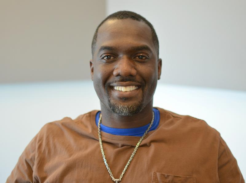 Obinno Coley is the entrepreneurship teacher at Normandy High School.
