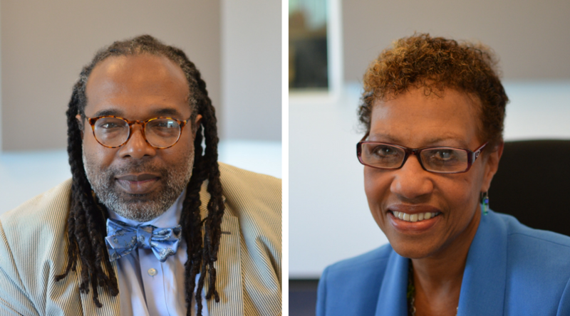 Dr. Jonathan Smith and Sharon Stevens joined St. Louis on the Air host Don Marsh for a discussion about the depictions of African-American men and boys in the media.