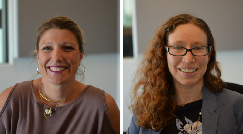 Stephanie Leffler is CEO of OneSpace, which connects workers and employers for short-term contract work. Miriam Cherry is a professor at SLU Law School who studies the gig economy and the rights of worker's and employers.