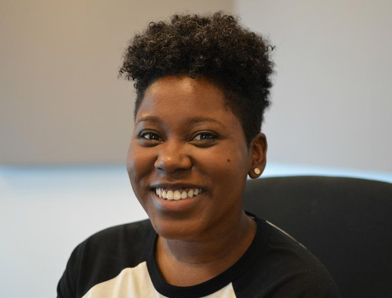 "De Nichols, a local artist and community organizer behind ""Sticky Note to Self"" and a variety of other community-focused projects, joined St. Louis on the Air on Wednesday."