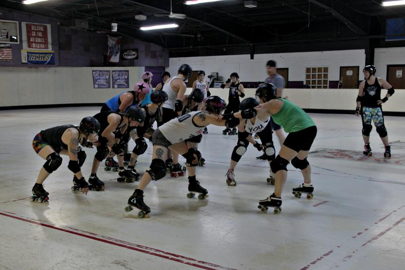 The Arch Rival All-Star team is made up of 20 of the best women's flat track derby players in St. Louis. The team is part of a 100-person strong women's flat track derby league, Arch Rival Roller Derby.