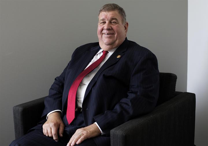 Franklin County Presiding Commissioner John Griesheimer