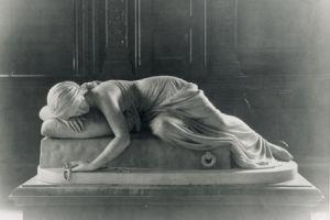 Harriet Hosmer's Beatrice Cenci