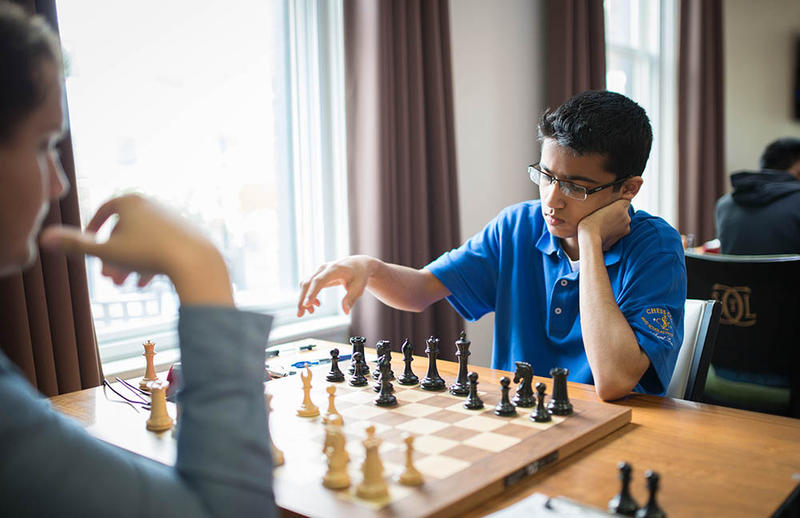 Akshat Chandra, a St. Louis resident and former winner of the U.S. Junior Championship, is hoping to regain his title in this year's contest.