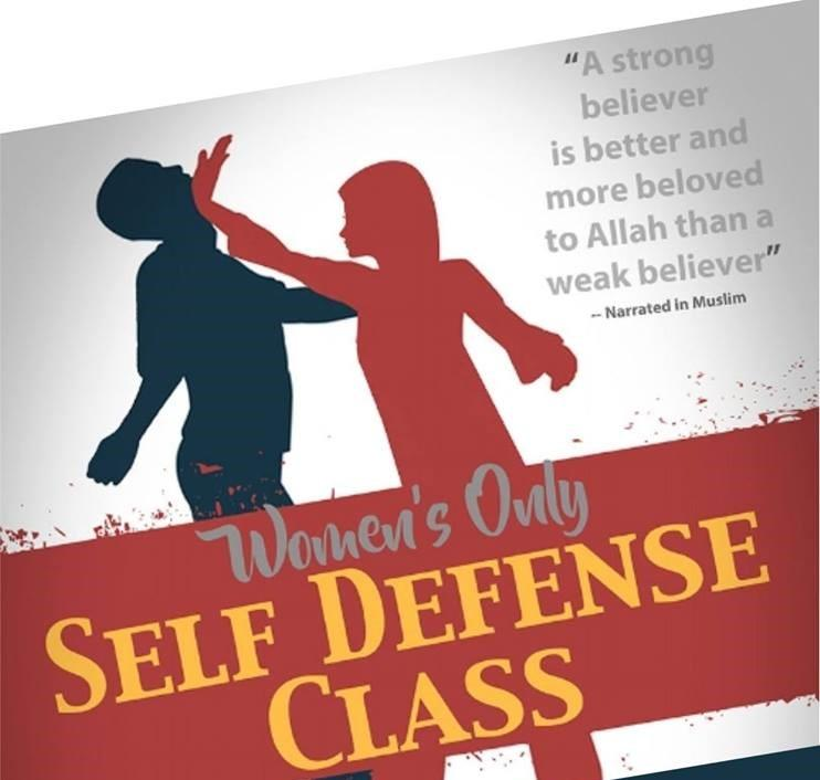About 20 students took part in CAIR-Missouri's first self-defense class in May.