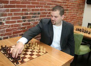 Tony Rich at the Chess Club and Scholastic Center of St. Louis. 2008. 300 pixels