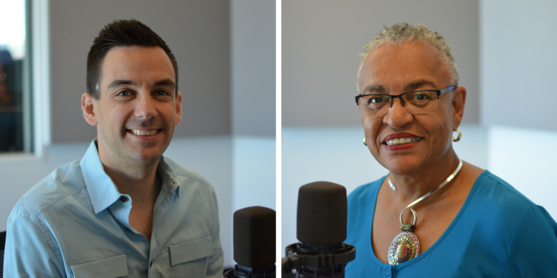 Wes Mullins and Darlene Grene joined St. Louis on the Air on Friday, and Traci Blackmon joined by phone.