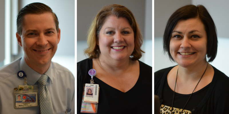 Dr. Matthew Broom, Kim Martino Sexton and Rena Ciolek joined St. Louis on the Air to discuss postpartum depression.