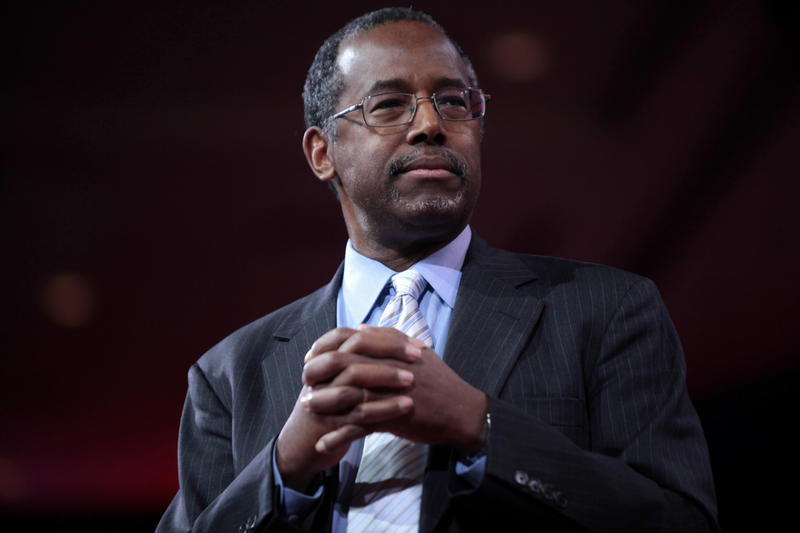 U.S. Housing and Urban Development Secretary Ben Carson