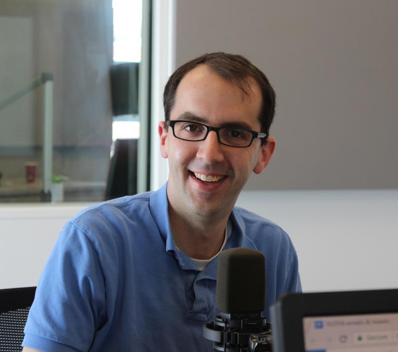 St. Louis Public Radio reporter Jason Rosenbaum