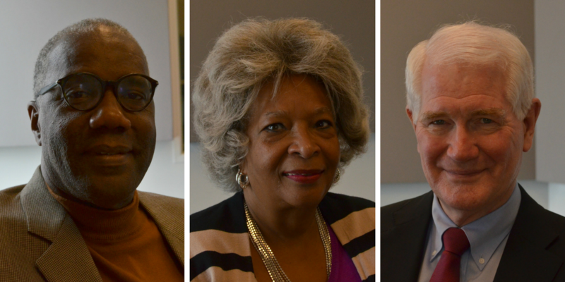 Ron Himes, Beverly Foster and Dr. John Morris discussed how Alzheimer's disease impacts African-American patients and families.