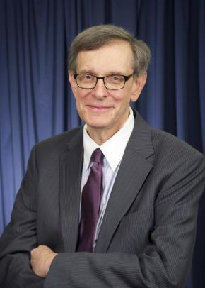 Barry Lynn, the outgoing director of Americans United for Separation of Church and State.