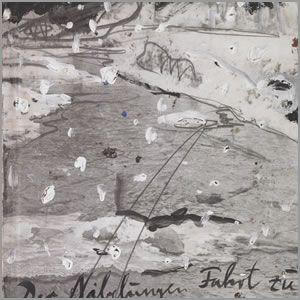 The Voyage of the ibelungen to Etzel (Der Nibelungen Fahrt zu Etzel), 1980–81; book of 22 double-page spreads of gelatin silver prints with gouache, oil and graphite mounted on cardboard