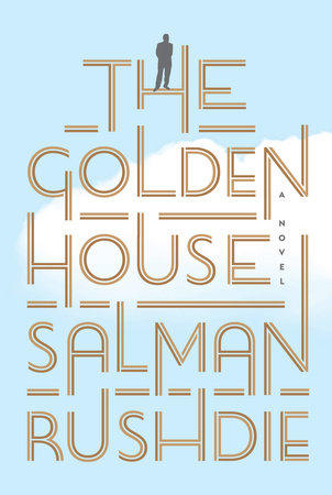 """The Golden House"" is author Salman Rushdie's new novel."