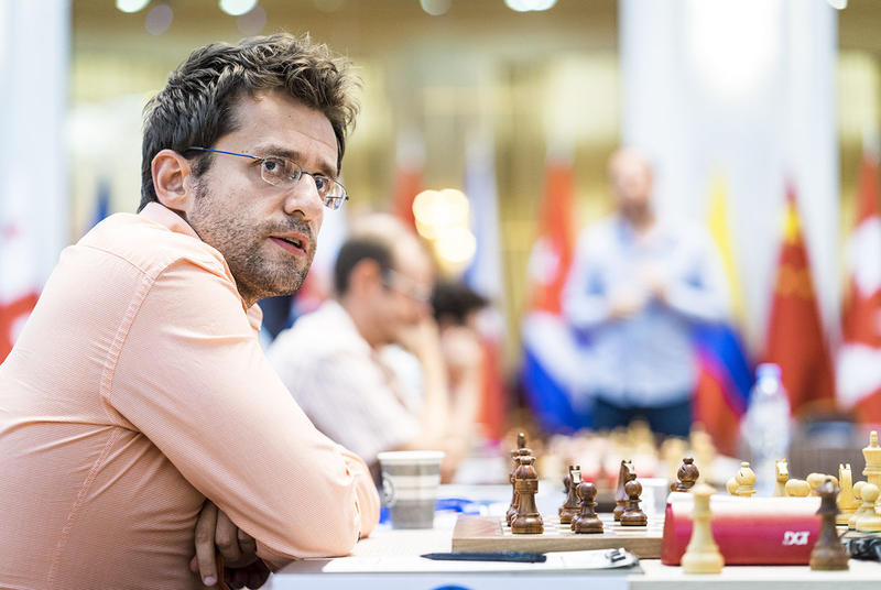 2017 World Cup Champion Levon Aronian will go on to the Candidates Tournament in 2018