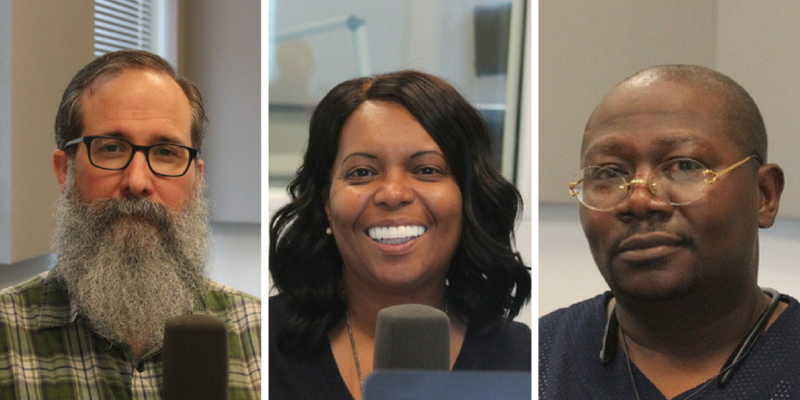 Matt Sorrell, Lavinia McCoy and Sean Morris discussed soul food on St. Louis on the Air.