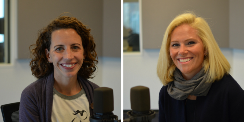 "Courtney Berg and Kate T. Parker joined St. Louis on the Air to discuss ""Strong is the New Pretty"" and girls' empowerment."