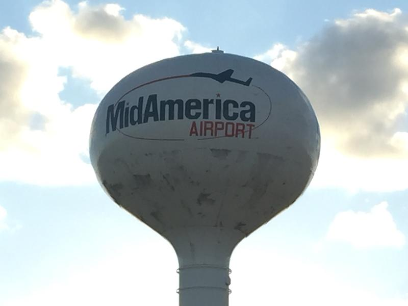 MidAmerica Airport was created to handle overflow from St. Louis Lambert International. But that never materialized after Lambert lost its hub status for a major airline.