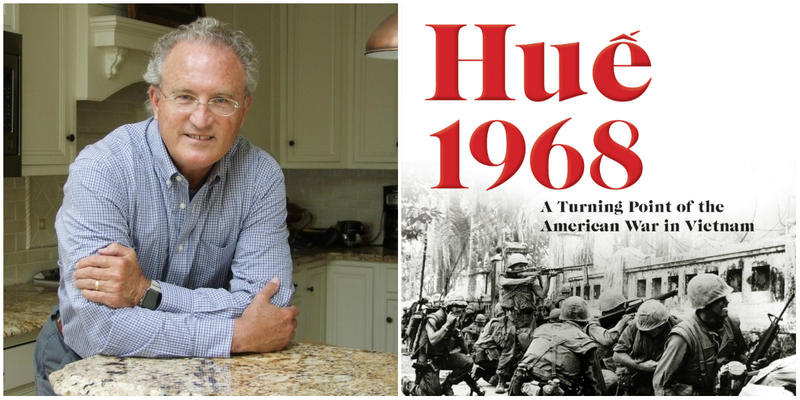 St. Louis native Mark Bowden is the author of a new book on the Vietnam War.